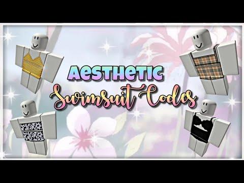 Codes For Roblox High School Bikini Girl Version Youtube Roblox Aesthetic Soft Girl Baddie Swimsuits Codes Links Youtube