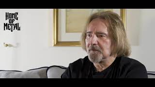 Geezer Butler talks about Black Sabbath Fans