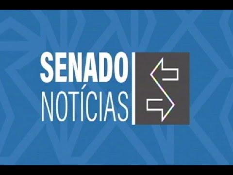 Edição da noite: Segurança pública é tema de debate no Plenário do Senado