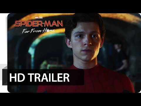 SPIDER-MAN: FAR FROM HOME – Offizieller Trailer (deutsch/german) | Marvel HD
