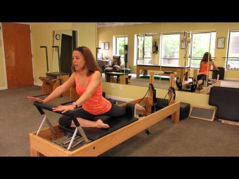 Pilates Reformer Stretch Sequence