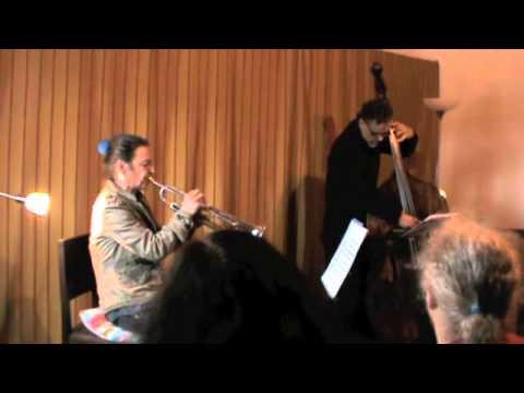 Duo  Hilaria Kramer Ze Eduardo live tribute  to Duke Ellington