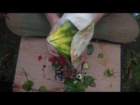 How To Make Delicious Vegan Wraps