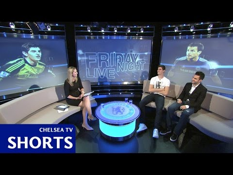 Courtois and Fabregas on superstitions