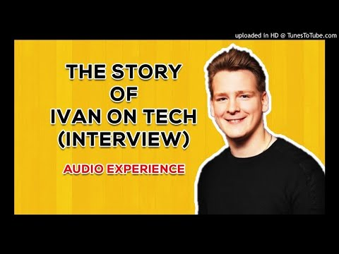 The Story of Ivan on Tech(Interview) -  Ethereum & Smart Contracts