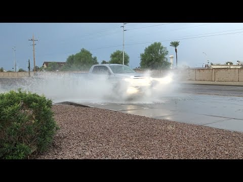 Avondale, AZ Flooding & Storm Damage - 7/29/2017