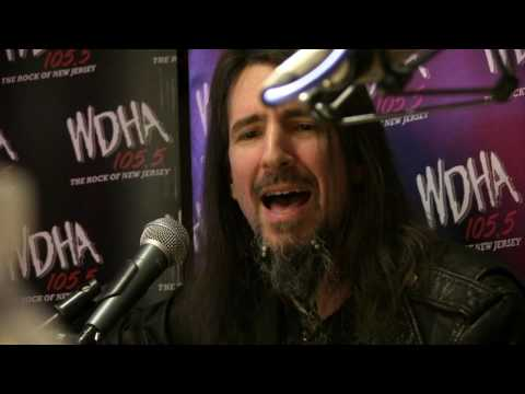 "Art of Anarchy perform ""The Madness"" In WDHA's Coors Light Studio"