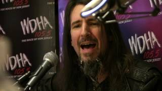 Art Of Anarchy Perform The Madness In WDHA S Coors Light Studio