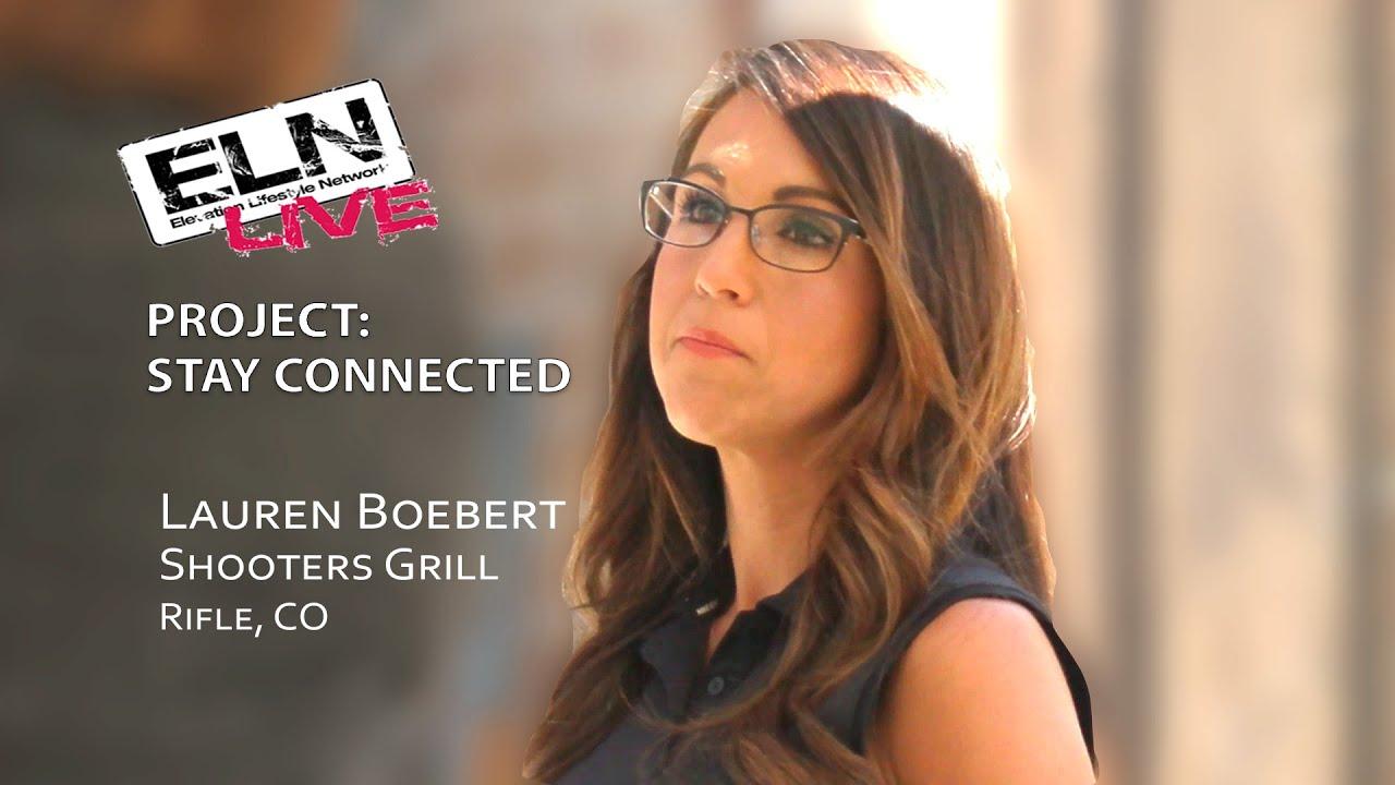 Shooters Grill, owner, Lauren Boebert leading the way ...