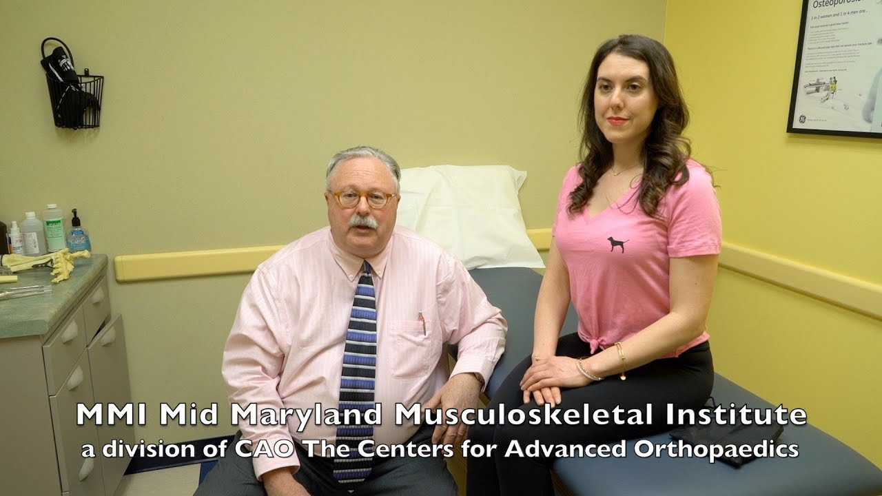 MMI Shoulder Replacement in 4k UHD