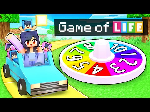 Getting MARRIED in the Game of LIFE!