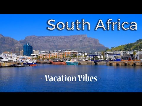 Vacation Vibes - SOUTH AFRICA [4K]