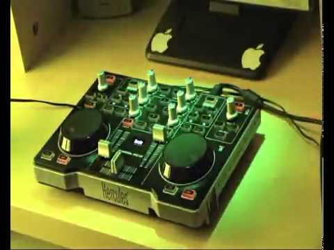 Hercules DJ Control MP3 e2 - Beginner DJ Equipment