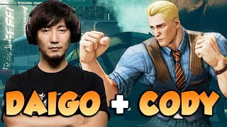 Have You Seen Daigo's Cody? Check It Out! Street Fighter V Arcade Edition