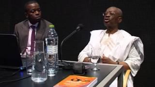 L intervention Du Prof Bwemba Bong à Anvers Le 1er Juin 2013