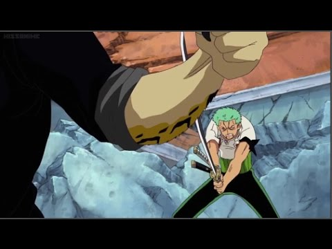 One Piece HD - Rob Lucci Easily Beats Luffy And Zoro !! ( Water Seven ) ENG SUB