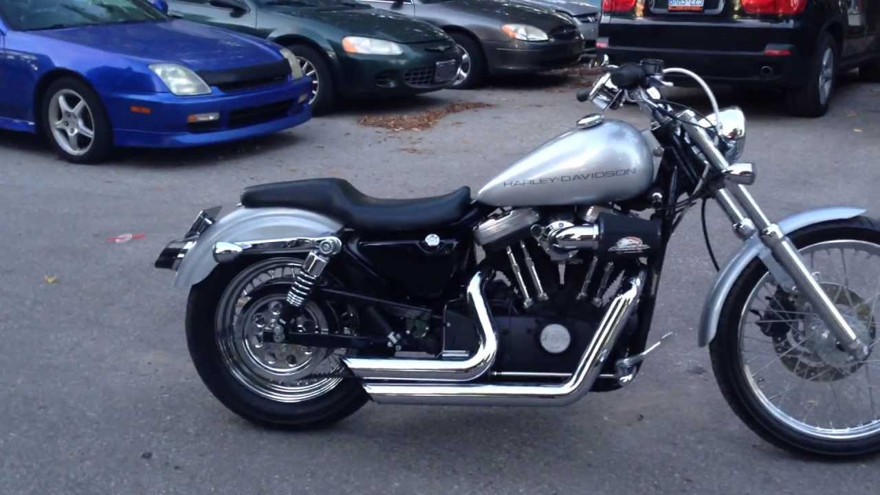 2000 Harley Sportster 883 With Screamin Eagle 1200 Kit