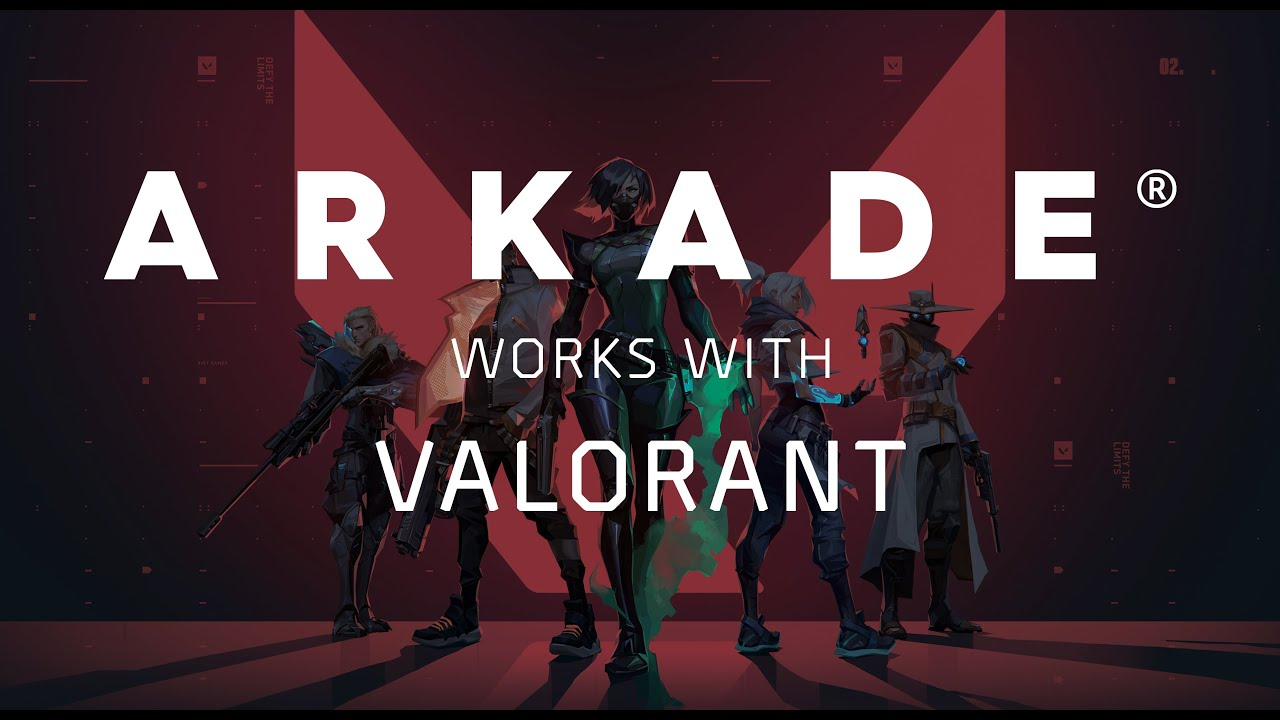 Valorant - Arkade Blaster Boosts your Gameplay