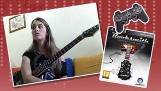 Rocksmith (PS3) :: Gameplay