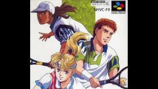 【SFC】 スーパーファイナルマッチテニス ★ Super Final Match Tennis (ENDING THEME) SNES BGM OST MUSIC