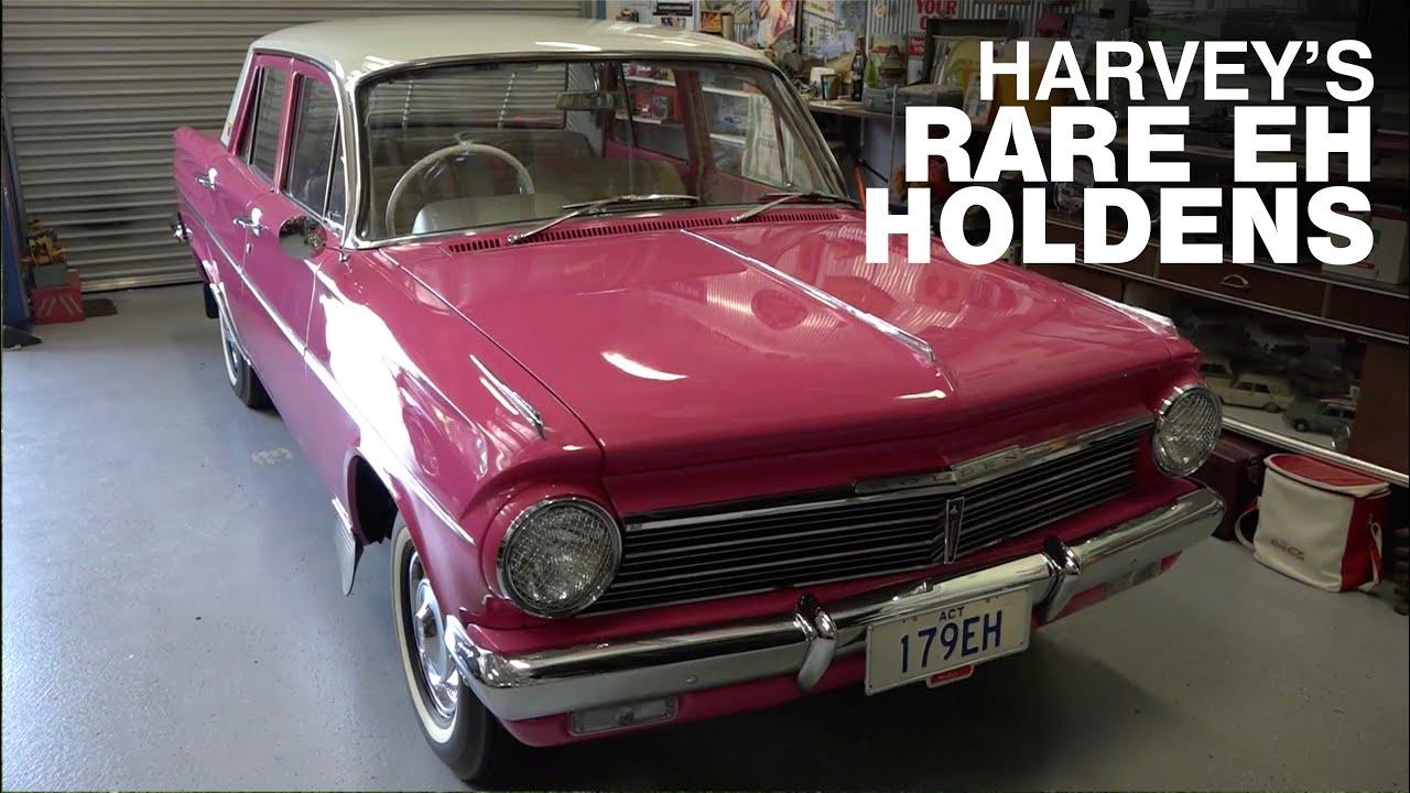 Harvey's Rare EH Holdens - Classic Restos: Series 46