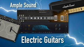Ample Sound - Electric Guitars - Version 3