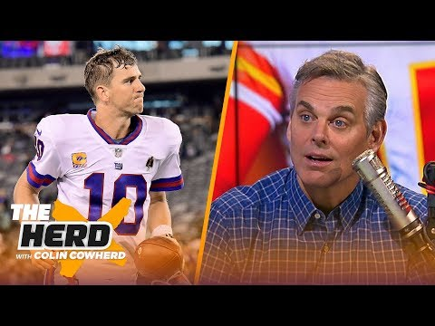 Colin Cowherd On The Burden Of Nostalgia In The NFL, Talks Mahomes-Brady Matchup | NFL | THE HERD