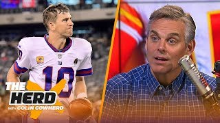 Colin Cowherd on the burden of nostalgia in the NFL, Talks Mahomes-Brady matchup   NFL   THE HERD