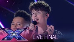 Unwritten Rule: The Boys Sing Tones And I 'Dance Monkey'   Round 1   The X Factor 2019: The Band