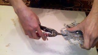 Ножницы по металлу прямые INTERTOOL NT-0503.Обзор от пользователя.