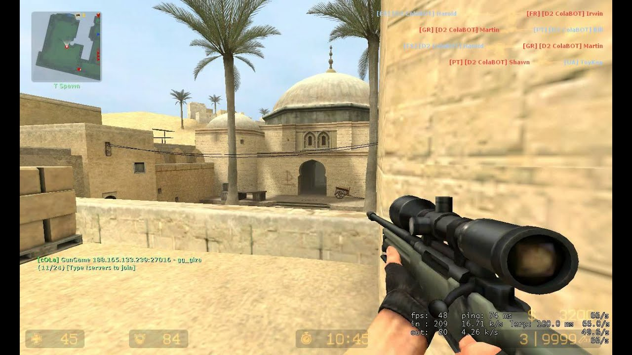 Counter Strike Source Gameplay Download Free Youtube