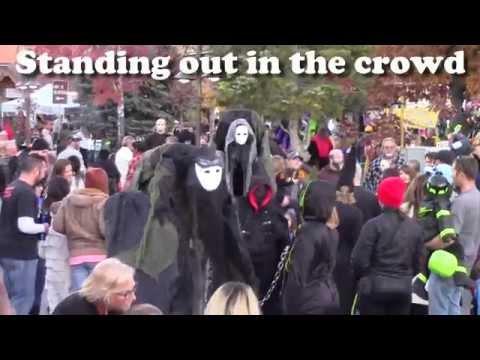 Spirit Walkers Halloween 2015