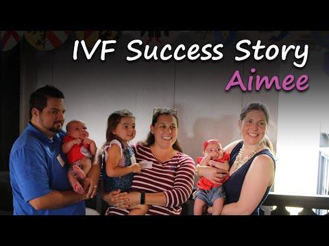IVF Success Story 2019 | Aimee