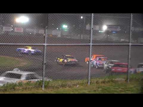 Hobby Stock Amain @ Boone Speedway 05/26/18