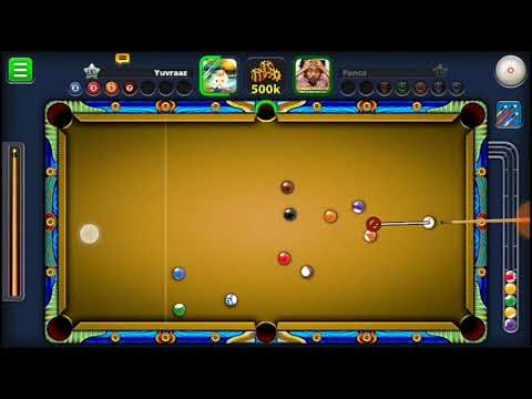 8 ball pool CAIRO KASBAH 500K table and free coin link