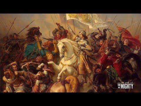 Joan of Arc besieges La Charité - 11/24/1429