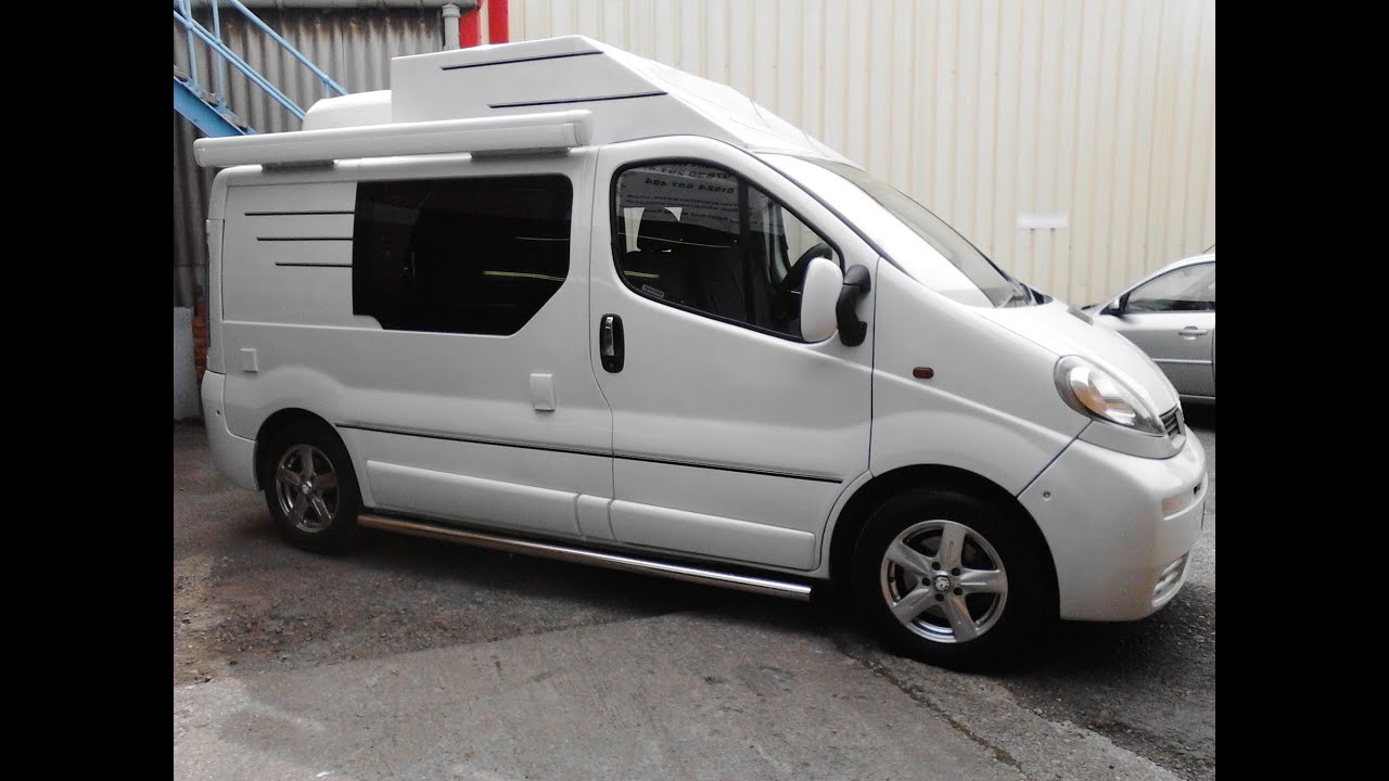 vauxhall vivaro camper van conversion youtube. Black Bedroom Furniture Sets. Home Design Ideas