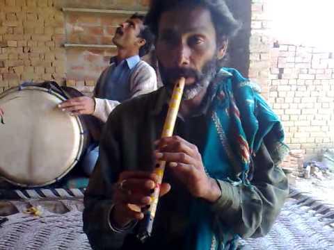 Ho jaway Jay Pyar on Bansuri.mp4