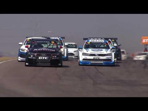 Sasol GTC Championship 2016  Race 1  Zwartkops