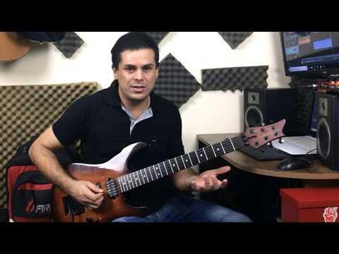 Como melhorar a técnica na guitarra (Iniciante) - Ricardo Garcia