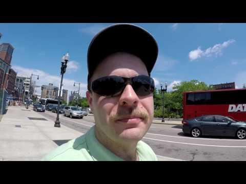 Scottman895 Travel Vlog: Adventures in Boston (Part 1 of 2)