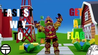 Easy Way To Get The Flag (Medieval Warfare: Reforged)   Roblox