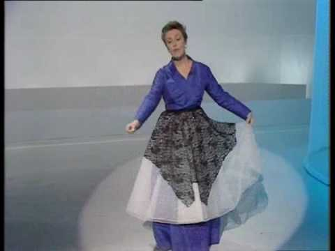 Joyce Grenfell Old Time Dancing Stately As A Galleon Youtube
