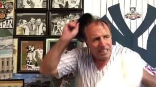 Yankees Locker Room: When It Rains, It Pours | Baseball | NY Yankees | Vic DiBitetto