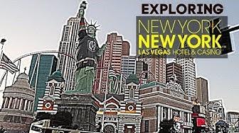 Exploring New York New York Hotel & Casino 2019