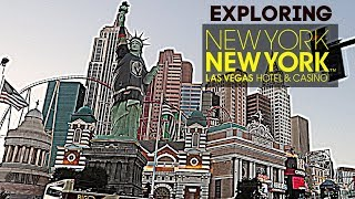 Exploring New York New York Hotel & Casino 2019