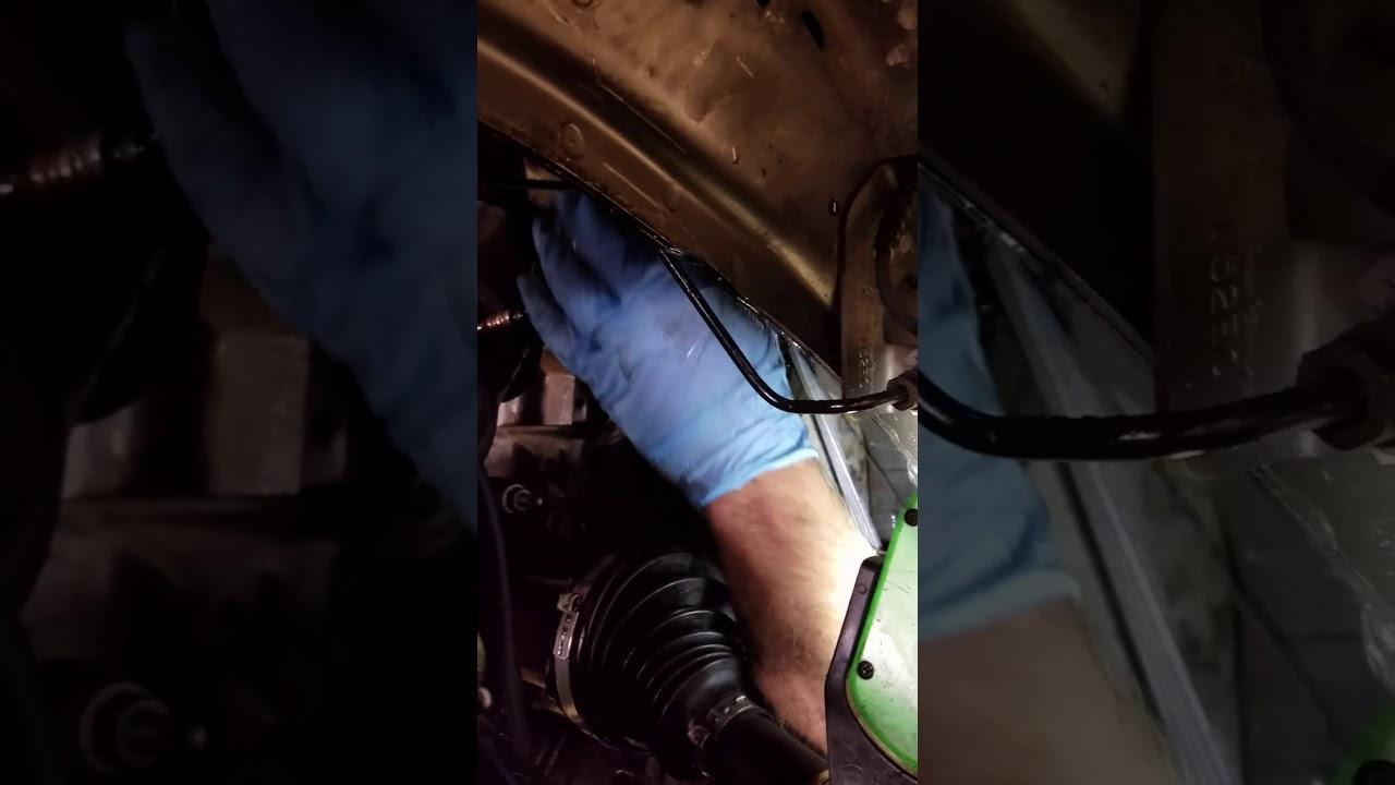 2011 Ford Taurus Power Steering Belt