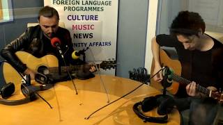 Getaway - Acoustic - Live On The New Vibrations Show - 93.9 DSFM