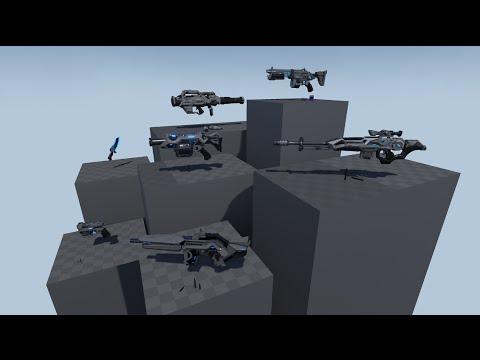 Unreal engine 4 comment utiliser une nouvelle arme du marketplace part1 you - Comment utiliser la filasse ...