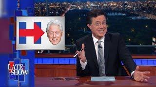 Hillary Clinton Goes Full '90s Nostalgia
